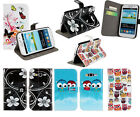 Flip Folio Magnetic Wallet Leather Case Cover For Samsung Galaxy Grand Neo I9060