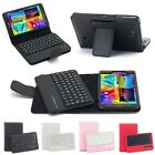 Bluetooth Keyboard Leather Case Stand For Samsung Galaxy Tab 4 T330 8 Inch