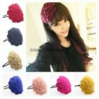 Fashion Women Girls Hair Accessory Big Flower Hair Band Hoop Headband Gift