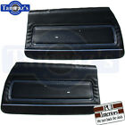 72 GTO LeMans Sport Front Door Panels Pre-Assembled  PUI New