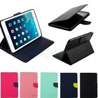 Popular Folio Luxury PU Leather Wallet Flip Stand Case Cover for iPad Mini 1 2 3