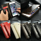 Flip Leather Wallet Card Pouch Stand Skin Case Cover For iphone 6 6Plus een9*..