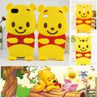 Winnie Cellphone silicone case cover f iphone 4s 5 6 Galaxy S3 S4 S5 note 2 3 4