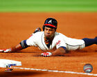 Eric Young Atlanta Braves 2015 MLB Action Photo RW130 (Select Size)