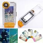 40M Underwater Cellphone Housing case for iPhone 5 5G 5C 5S Diving Sea Swimming
