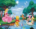 3D Disney World 1 Wall Paper Wall Print Decal Wall Deco Indoor wall Murals