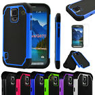 Heavy Duty Impact Protective Hard Case Cover For Samsung Galaxy S5 Active G870