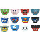 Ceramic Cereal Bowl / Dish - New + Official - Disney Batman Muppets Doctor Who