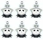 Wholesale The nightmare before Christmas Metal Charms Pendants Jewelry Make R38