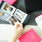 Ribbon Mini Polaroid Album Photo Picture Name Card Cute Case 64 Photo Storage