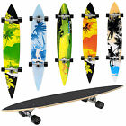 [PRO.TEC]® Longboard Skateboard Pintail Freeride Surfer Long Board Komplett
