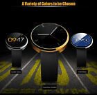DM360 Smartwatch Heart Rate Monitor Fitness Tracker Bluetooth For IOS Android