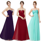 Ever Pretty Women's Long Sequin Party Bridesmaid Evening Formal Gown Dress 09568