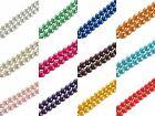 Lot of Czech Glass Pearl Round Loose Beads 3mm 4mm 6mm 8mm 10mm 12mm 14mm 6mm
