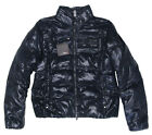 $498 Ralph Lauren Womens RLX Navy Down Filled Feather Ski Jacket Coat New S M