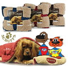 Scruffs Pet Dog Cat Snuggle Comfort Blanket Duvet Reversible Design 3 Colours