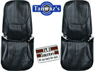 1969 Cutlass Holiday S Front & Rear Seat Upholstery Covers - PUI New