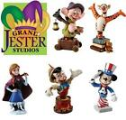 Grand Jester Studios Walt Disney Classic Collectible Bust Figurines, Ornaments