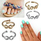 Various Celebrity Fashion Open Toe Ring Adjustable Foot Ring Beach Jewellery