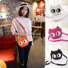 women girls handbag shoulder bag tote diagonal cartoon Diagonal fox package N4U8