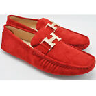 Fashion genuine Leather SLIP-ON Casual Buckle Loafers Men Moccasin Car Shoes