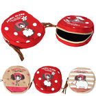 Children Cute Coin Purse Student Cartoon Portable Canvas Key Wallet lovely gift