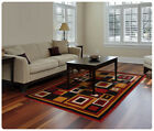 Area Rugs - Modern Contemporary Geometric Area Rug Runner Accent Mat Carpet