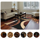 Modern Contemporary Geometric Area Rug Runner Accent Mat Carpet