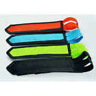 2X Bike Safety Bicycle Elastic Bind Trousers Pants Velcro Band Leg Strap US1 TB