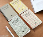 Iconic The Planner 6 Month Half Diary Ver.4 Scheduler Journal Agenda Organizer