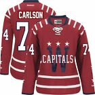 2015 John Carlson Washington Capitals Winter Classic Premier Jersey Womens