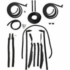 1963 1964 Oldsmobile 98 Ninety-Eight Convertible Body Weatherstrip Seal Kit