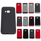 Fashion Luxury Tri-color Double Dip Hard Back Skin Cover Case For HTC One M9