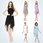 Women's Sleeveless Short Bridesmaid Party Cocktail Party Formal  Dress 05002