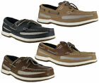 Mens Island Surf COD Lightweight Casual Lace Up Boat Shoes Sizes 6.5 to 13