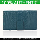 [FROMB] Slim Checkbook Wallet Long Purse Buckle Bifold Korea M735