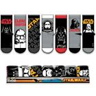 STAR WARS 7 PACK KIDS SOCKS OFFICIAL GIFT PACK NEW