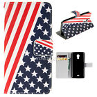 Wallet K96 PU Leather Card Stand Flip Magnet Skin Case Cover For Many Wiko Phone