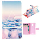 Wallet q9 PU Leather Card Stand Flip Magnet Skin Case Cover For Many Wiko Phone