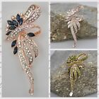 Hot Wedding Love Flower Brooch Pins Clothes Accessories Christmas Gift Art Deco
