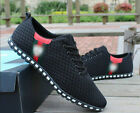 New Fashion England Men's Breathable Recreational Shoes Casual Shoes US LOFM