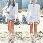 Sexy Women's Summer Casual Lace Evening Party Beach Lady Dress Short Mini Dress