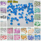 1000pcs 4.5MM Diamonds Acrylic Confetti Wedding Decor Scatter Table Crystals