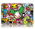 """3D Painted Hard Case Keypad Covers For Apple Mac 12""""Pro 13""""15""""Retina AIR 11""""13"""""""