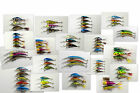 Bulk Lot Holographic Fishing Lures Bait Tackle Swimbait