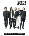 Poster R5 - Sometime Last Night