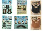 Fake Hipster Beards / Moustache Stick On Self Adhesive Novelty Joke Secret Santa $6.22 USD on eBay