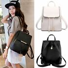 Women Girl School bags Backpack Fashion Shoulder Bag Rucksack Leather Travel Bag