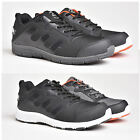 Mens GROUNDWORK Steel Toe Cap Safety Trainers Boots Black Lightweight Size 6-11