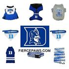 Duke Blue Devils NCAA Football Dog Pets First Licensed Team Pet Costume Gear